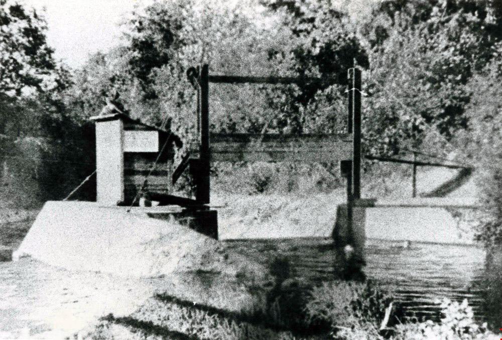 Old Brunette Dam 1925
