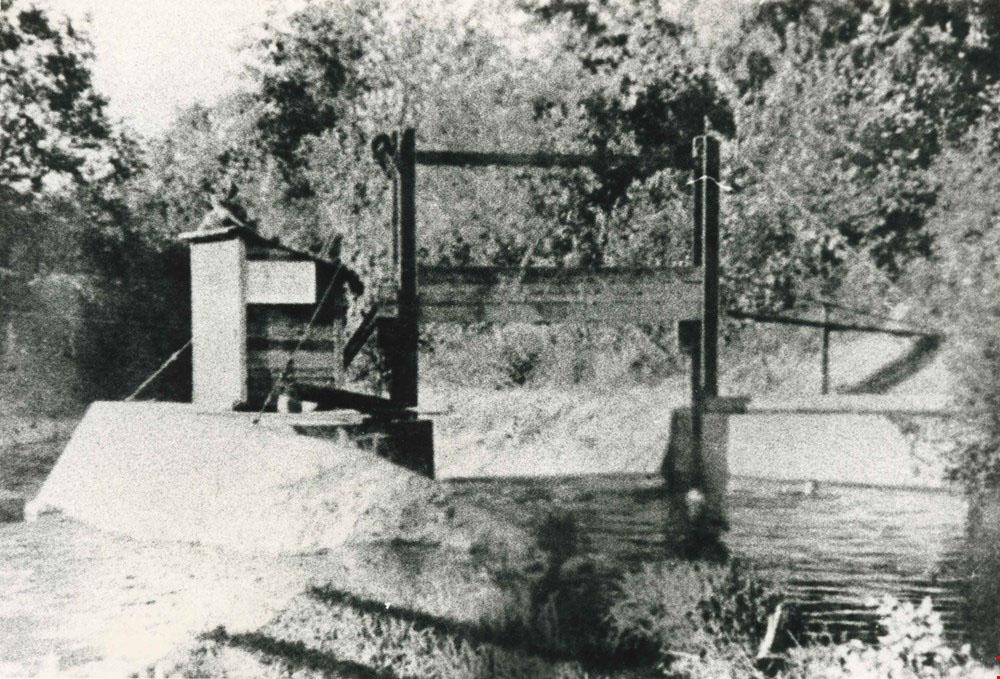 Brunette River dam 1925